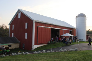 Lake Township Historical Society Sermons from Barns October 2, 2014 Richard Werstler Barn North Canton Ohio